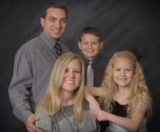Family Portrait 2012
