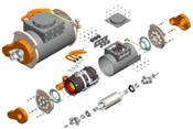 Custom Electric Motor Design